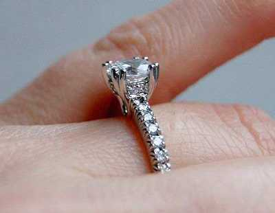 Valuing Your Engagement Ring Sell My Diamond Jewelry Sell